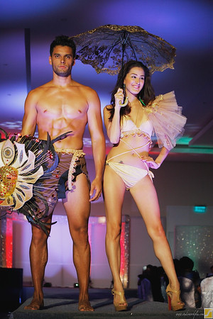 Magayon 2012 Lingerie Show