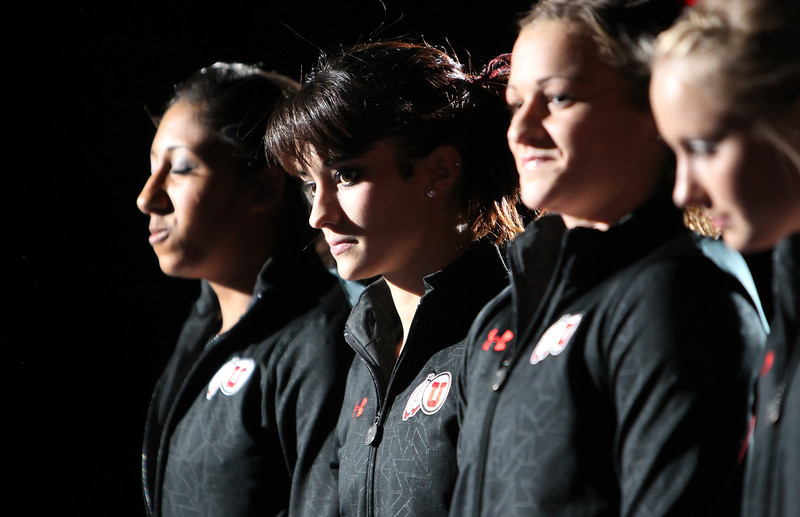 NCAA GYMNASTICS: DEC 9 Red Rocks Preview