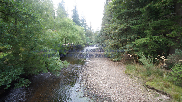 Benmore Gardens and River Eck