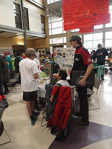 12_9_2017 FLL North Seattle Qualifier 1 & JrFLL Expo
