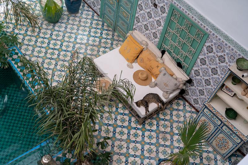 Riad BE in Marrakech, Morocco