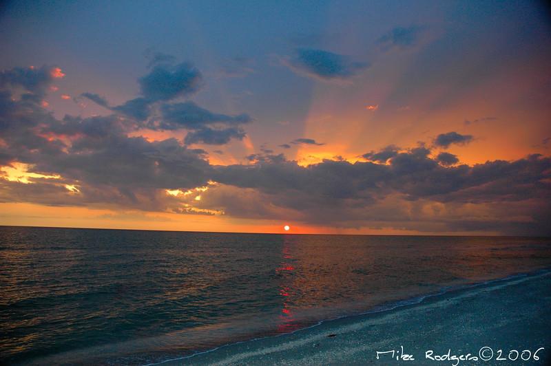 Sunset - Sanibel Island Fl