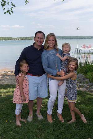 Walloon Lake family photography Photographer Paul Retherford Diana Family