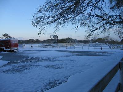 Corpus Snow Day 2004
