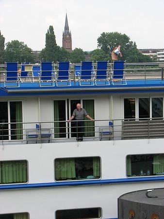 Bonn - June 25