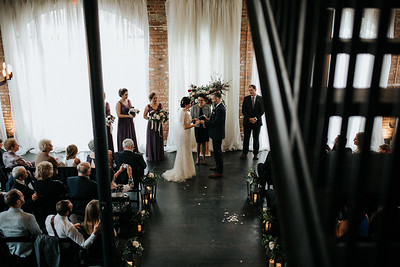 Cajun Wedding at Station 3 - Second Photographer for Rachelle Rawlings