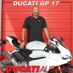 Ducati Austin MotoGP 17