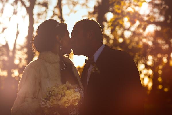 Aleksandra and William Wedding