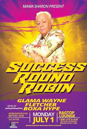 """MAMA SHARON """"SUCCESS ROUND ROBIN""""(15)"""