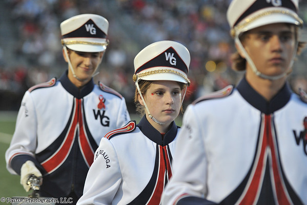 West Geauga Marching Band