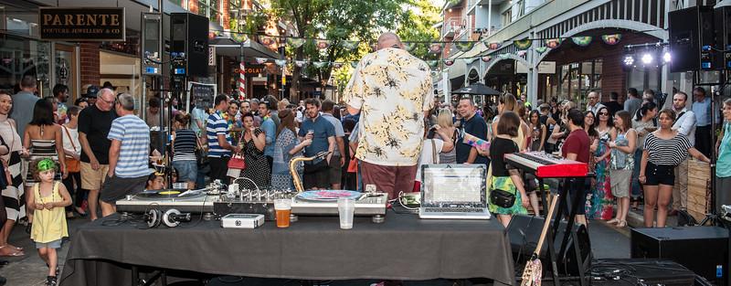 Adelaide Fringe - opening night parties
