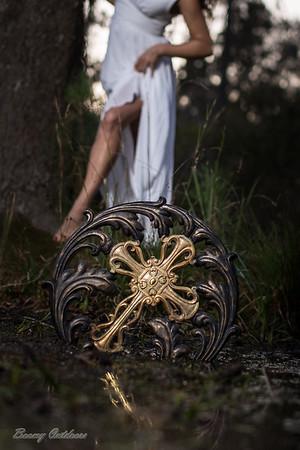 Lady in the Swamp - Jennifer B