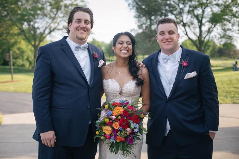 LeCapeWeddings Chicago Photographer - Renu and Ryan - Hilton Oakbrook Hills Indian Wedding -  891.jpg