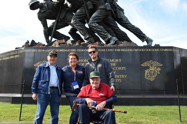 Iwo Jima Memorial Oct 18