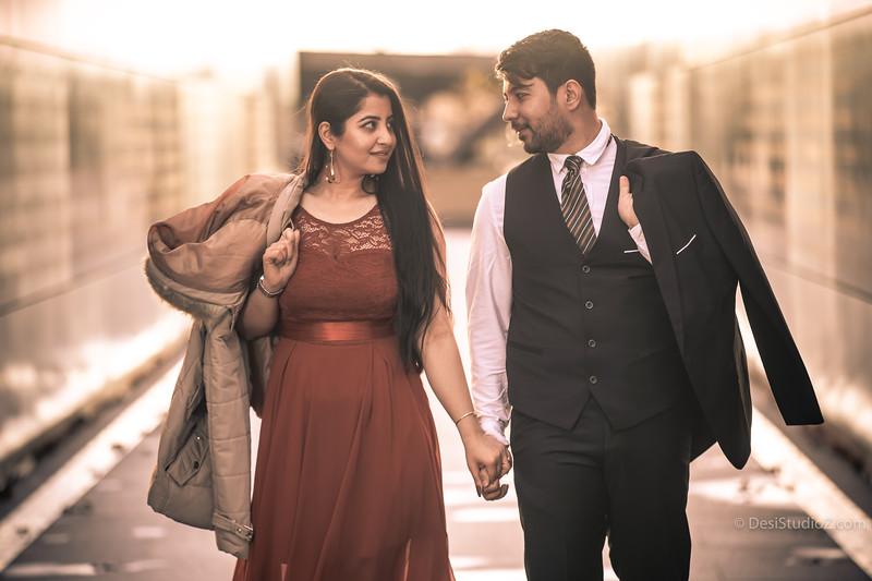 Ashish and Drishty PreShoot
