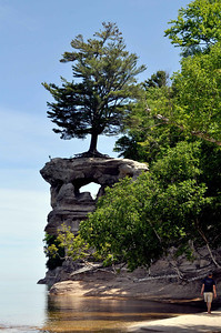 Backpacking Pictured Rocks