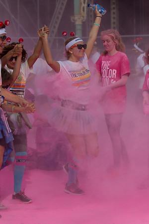Brighton Color Run 2015