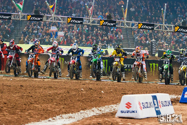 2013 Phoenix Sx | 450 Heat Races