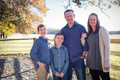 The Shelton Family 2015
