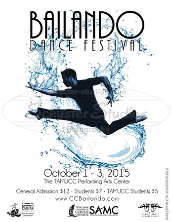Bailando Dance Festival 2015 - Corpus Christi, Texas
