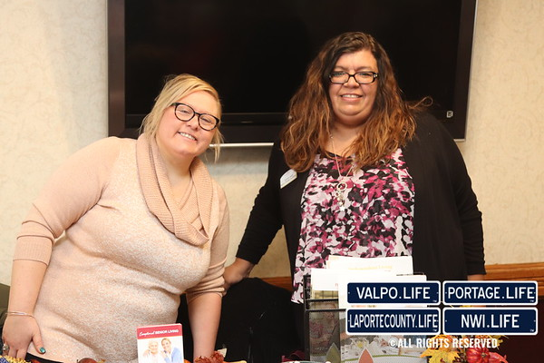 Life Care Center of Valparaiso Health Fair 2018