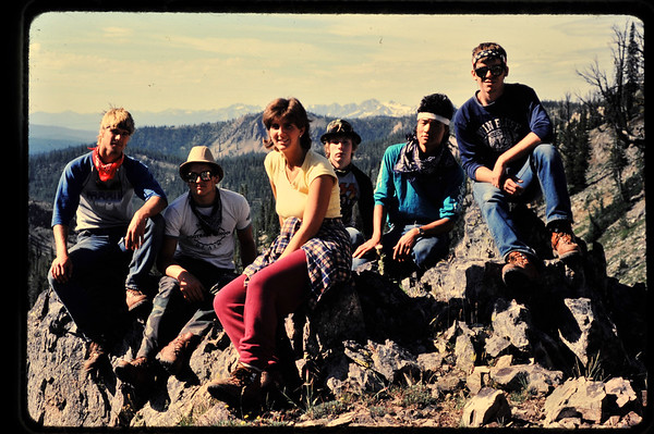 1984 ELC Salmon River National Forest - Idaho