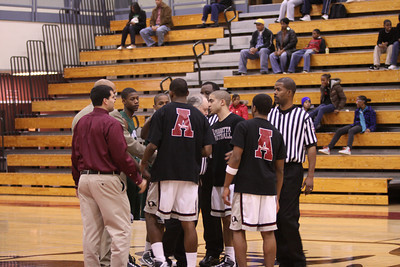 120509 AHS BB Varsity Mens vs Arabia Mt