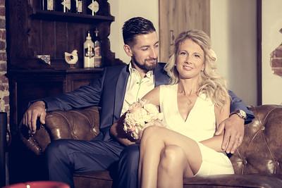 Huwelijk Evi & Kevin