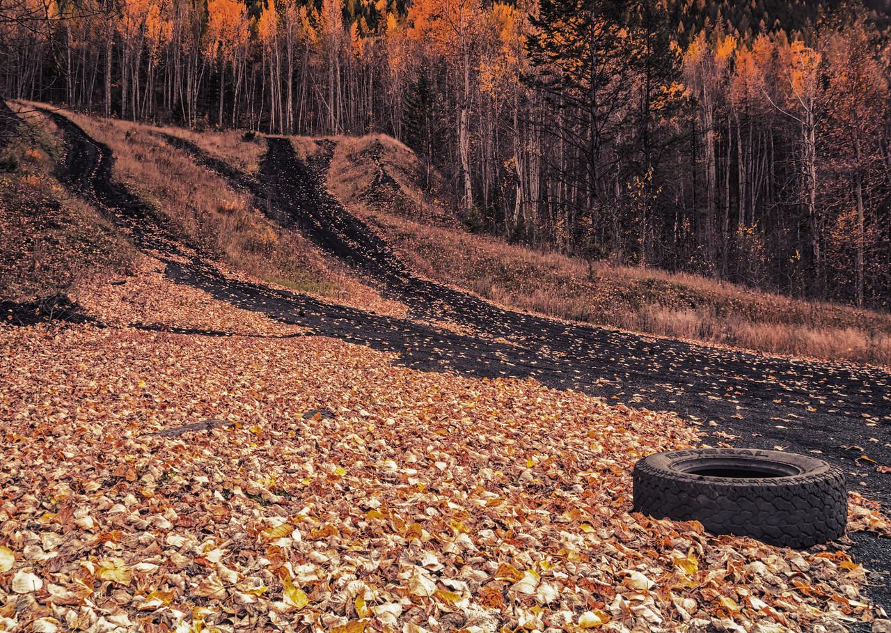 Coal Creek, Fernie, British Columbia
