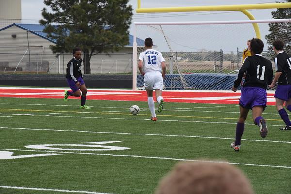JV Boys Soccer vs Blair