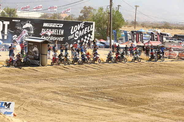 Race 7: 65cc
