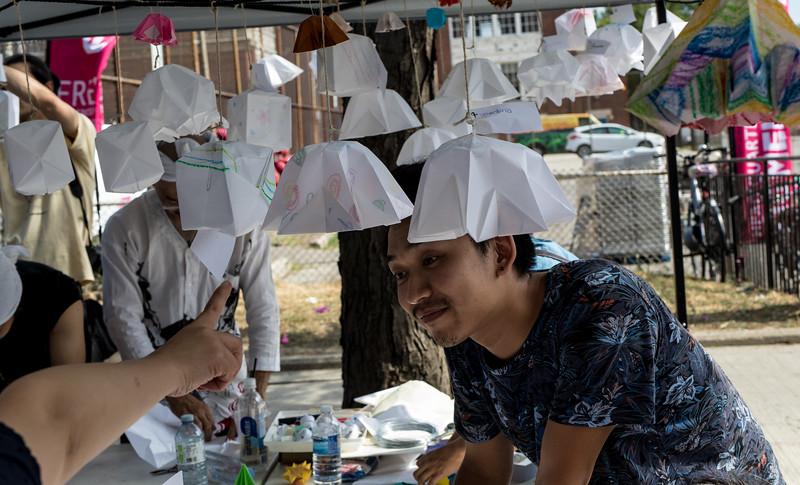 Origami Lantern Workshop