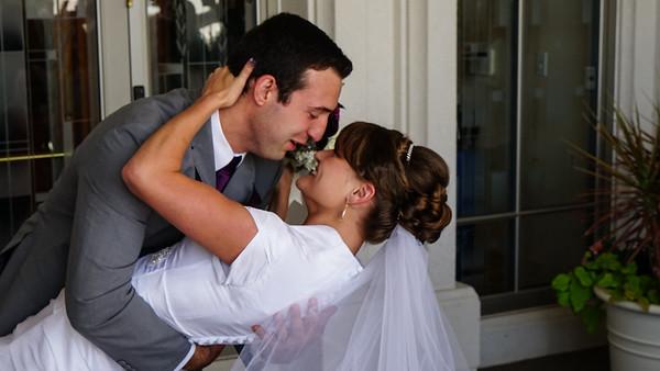 Steven & Alex Galorath Wedding