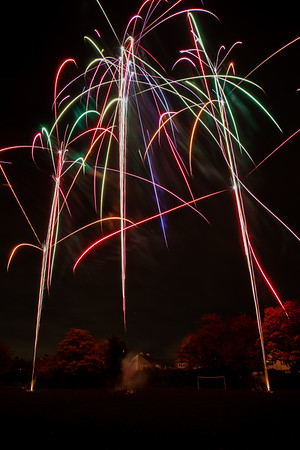 Meadow Primary School Fireworks