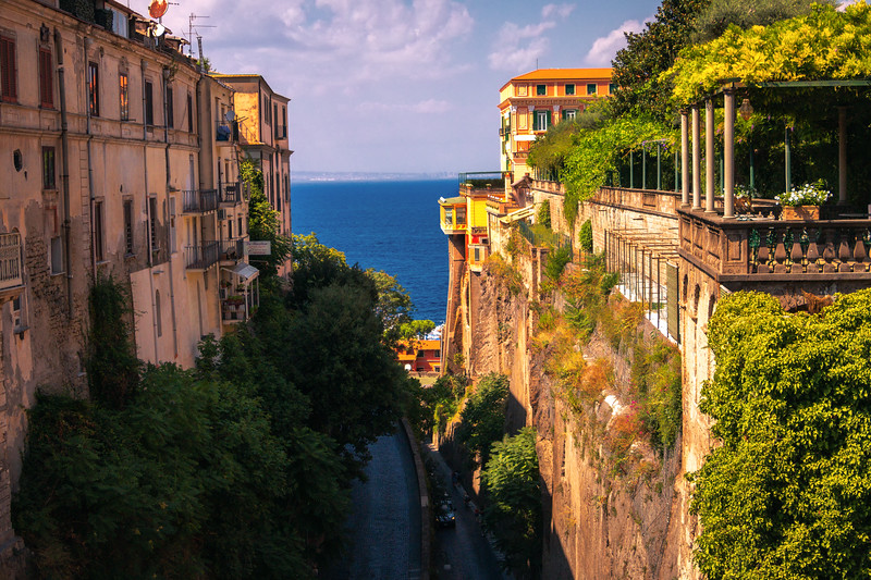Terrace Apart || Sorrento