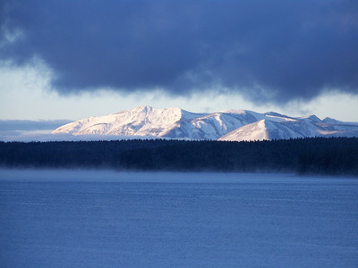 Mountains, Magma, and Ice