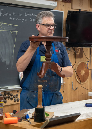 The Art & Science of Furniture Repair & Restoration with Tim Puro