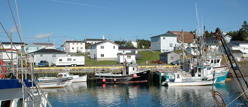 Southern Harbour, PB, Newfoundland