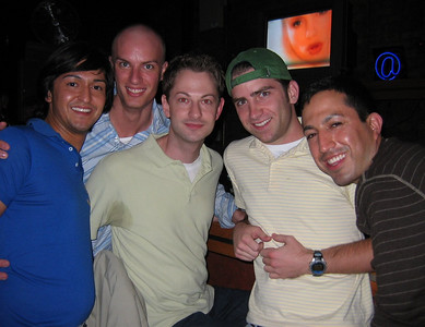 @mosphere Bar Night 2004
