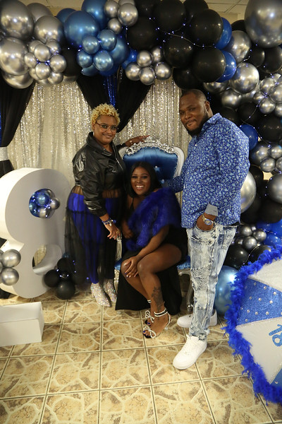Lenyelle's Surprise 18th Birthday Party