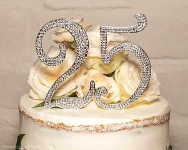 Arlie & Ed 25th Anniversary Candids