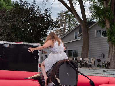 Morrisette Family Bull Ride