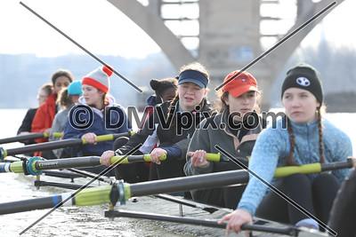 Yorktown Girls Novice (10 Mar 2018)