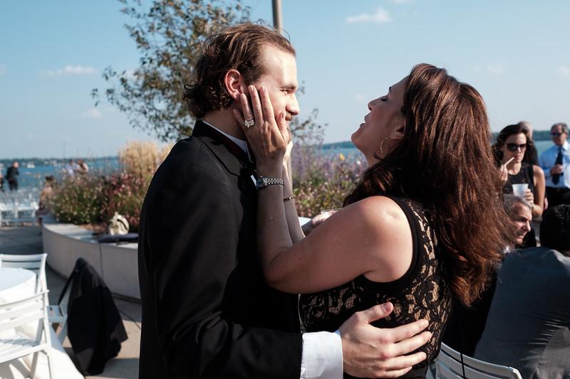 Sarah & Dominic's Monona Terrace Madison wedding