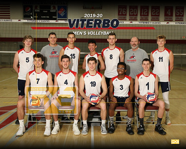 Viterbo men's volleyball MVB20