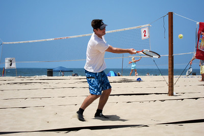 Matt Beach Tennin 5/11