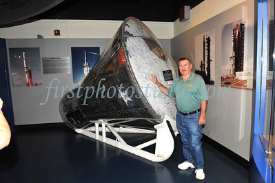 ASF's 2011 AAMS Cape Tour with Astronauts Scott Carpenter & Richard Gordon