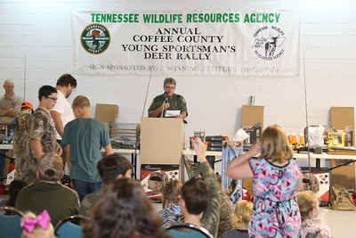 Coffee County Youth Deer Rally October 2016