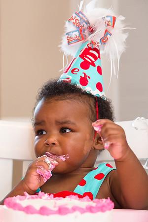 Alexandria Body's 1st Birthday