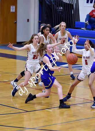 2021-02-26 SHA vs Bethlehem Girls JV Basketball